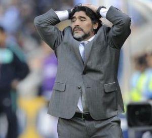 Maradona pun melakukannya