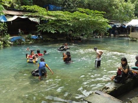 Karang Anyar, Mata Air yang masih bebas polusi