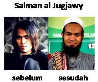Sebelumnya Sakti, sekarang menjadi Salman